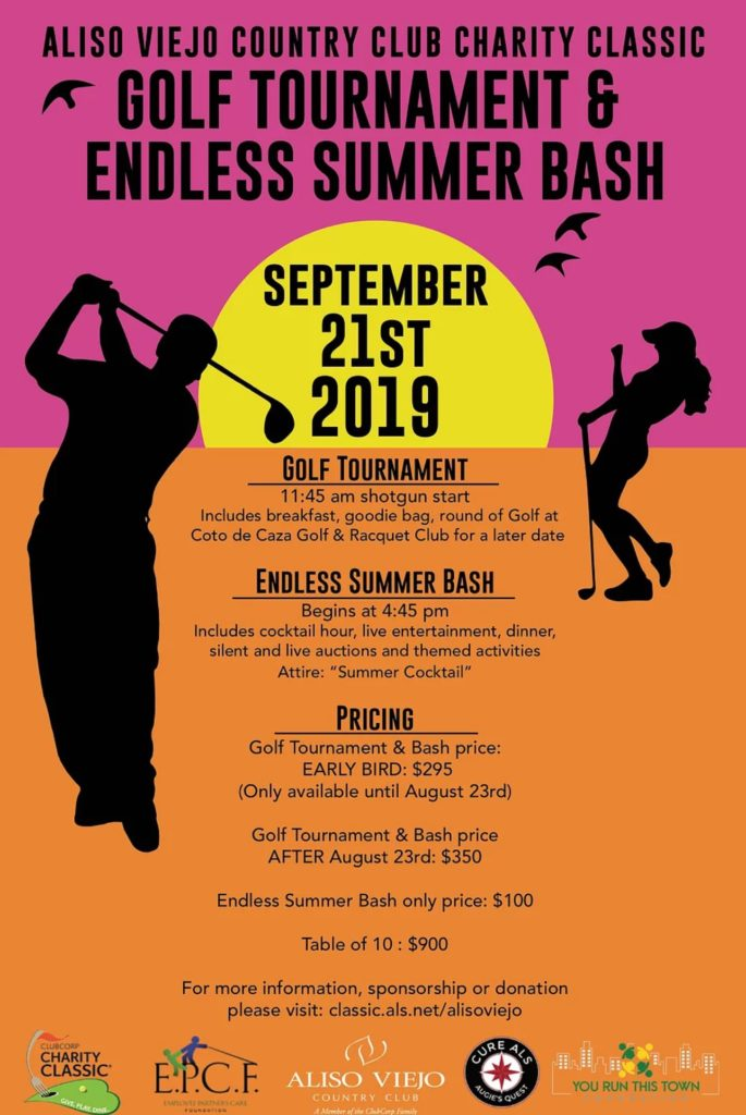 Golf Tournament and Endless Summer Bash